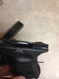 glock 26 trigger reset failure