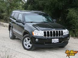 2016 jeep grand cherokee off road riding high this jeep wk gets a growth spurt off road xtreme