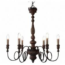 Antique Wood Chandelier Shop Wood Pendant Lamp On Wanelo