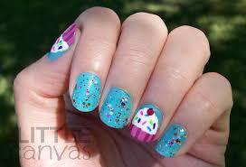 easy birthday nail art youtube easy nail designs for kids