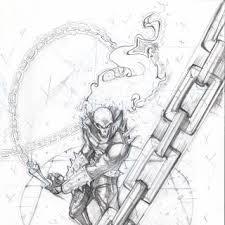 ghost rider u0027s chain concepts comic vine