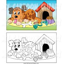 royalty free coloring pages to print stock cartoon designs
