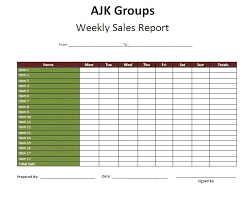 weekly call report template excel sample sales call report 14