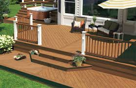Timber Patio Designs Fascinating Backyard Deck Designs Ideas For Patio Space Timber