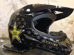 motocross helmet red bull aliexpress rockstar motocross helmet wlt 125 unboxing youtube
