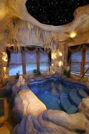 cave bathroom decor the 17 eclectic pool design photos cave plunge pool and relaxing bath