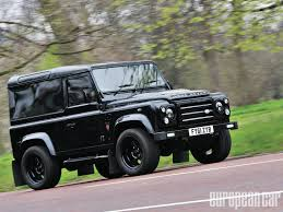 kahn land rover defender land rover defender features news photos and reviews