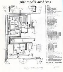 67 vw alternator wiring diagram vw beetle alternator vw