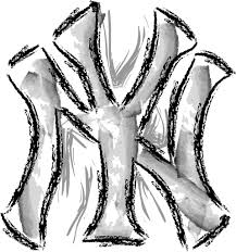yankees coloring page free download