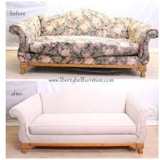 www libertybellfurniture com camelback sofa microsuede
