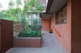Garden Walls And Fences by Fences Exterior Wall Design Gate Fence 2017 Also Modern Minimalist