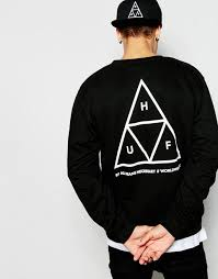 find information on discount products huf clothings sweatshirt