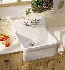 sink ideas for oldhouse endearing retro kitchen sink home design