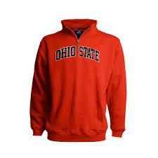 ohio state alumni hat ohio state sweatshirt osu buckeyes pullover classic quarter
