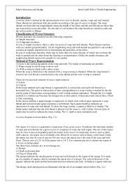 Example Of Makeup Artist Resume by Woven Structure And Design