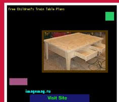 Wooden Train Table Plans Free by Child Train Table Plans 073305 The Best Image Search 10331603