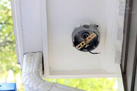 Installing A Motion Sensor To An Existing Light Fixture To Install An Exterior Motion Sensor Light