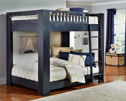 full over full bunk bed by baby u0027s dream furniture with pine creek