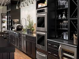 Wood Stained Cabinets Kitchen Gallery U2013 Kitchens By Hastings