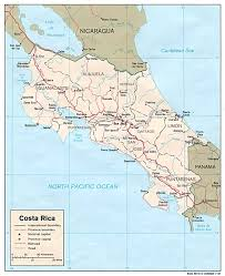 Costa Rica Airports Map Getting To Samara Beach U0026 Carrillo Beach Samara Costa Rica