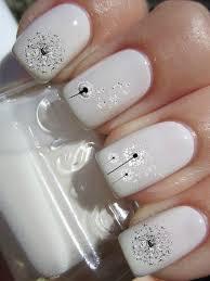 top 25 best dandelion nail art ideas on pinterest nail desighns