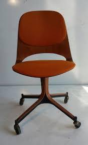desk wooden rolling desk chair spontaneity office chair no