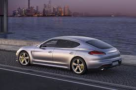 porsche panamera modified 2014 porsche panamera facelift with new twin turbo v6 and hybrid