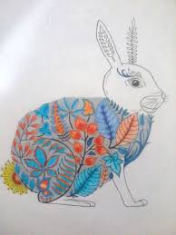 25 coloring rabbit images coloring books