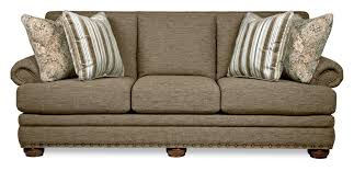 Living Room Furniture Lazy Boy by Traditional Sofa With Comfort Core Cushions And Two Sizes Of