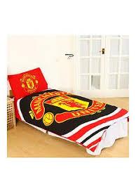 Man Utd Duvet Manchester United Child U0026 Baby Www Very Co Uk