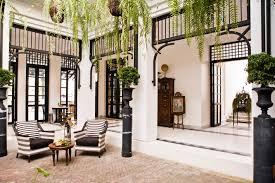 Modern Colonial Interior Design The Siam Hotel Bangkok C H I N A T H A I L A N D B A L I