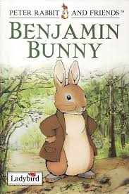 rabbit and benjamin bunny benjamin bunny ladybird book rabbit and friends beatrix