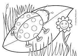 sure coloring activities for kindergarten free printable