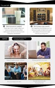 Living Room Bluetooth Speakers Digoo Dg Mx10 Tws Wireless Hand Free Waterproof Ipx7 Bluetooth V4