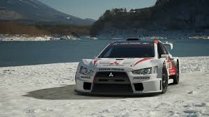 mitsubishi grand lancer gran turismo sport beta goes live today check your psn