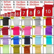 wholesale organza bags organza bags 5x7 ebay