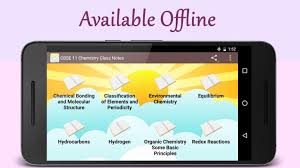 cbse 11 chemistry class notes android apps on google play