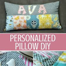 personalized pillow best 25 personalized pillows ideas on personalized