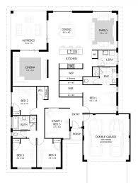 ultra modern house plans four bedroom kerala home design indian