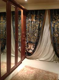 Luxury Modern Curtains Need Good And Modern Fabric Or Material Under This Curtain Instead