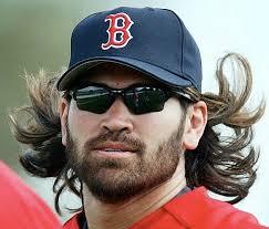 baseball hair styles guys long hair