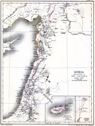 Show Me A Map Of Syria by The Principality Of Antioch The Crusades Map Of Syria Costume