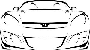 ferrari logo drawing car outline logo free download clip art free clip art on