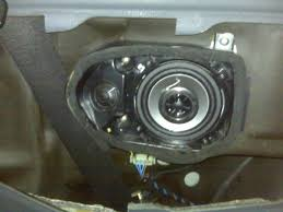 bmw e36 rear speakers howto pics replace convertible rear speakers bimmerfest bmw