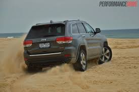 2014 jeep grand cherokee tires 2014 jeep grand cherokee limited v6 review video performancedrive