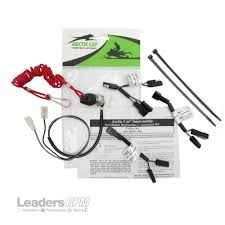 arctic cat new oe ignition safety kill switch tether lanyard kit m