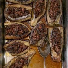 stuffed eggplant recipe saveur