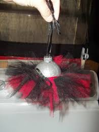 black and pink or pink miniature ballet tutu dress with hanger and