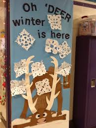 Door Decorations For Winter - mrs deemer u0027s kindergarten winter door decoration