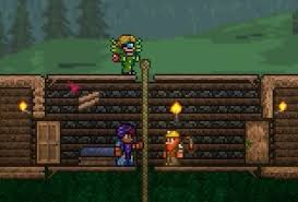 Beds Terraria Terraria Part 8 On Top Of The World